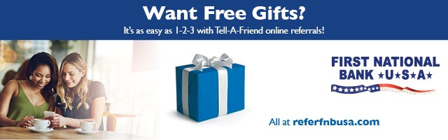 Want Free Gifts